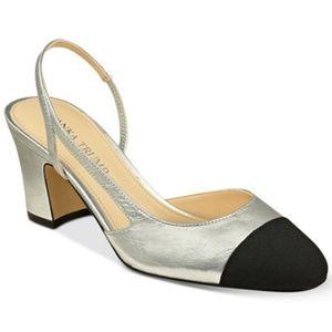Ivanka Trump 'Liah' slingback block heel pumps